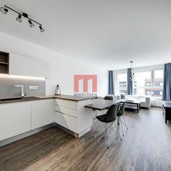Na prenájom elegantný 2 izbový byt v novostavbe STEIN2 s garážovým státím