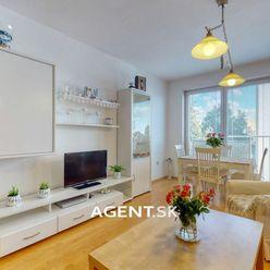 AGENT.SK 2-izbový byt s bezbariérovým prístupom na Kazanskej ul.