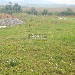 HALO reality - Predaj, pozemok pre rodinný dom 725 m2 Livinské Opatovce
