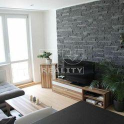 Na predaj, 3i byt po čiastočnej rekonštrukcii, 70 m2, Radvaň