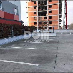 Parkovacie miesto na predaj The Cube Žilina