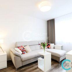AG REALITY I  REZERVOVANÝ -  jedinečný moderný 1-izbový byt v dizajnovej novostavbe-Podunajské Bisku