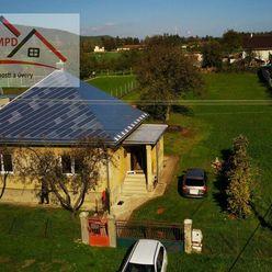 DMPD Real Vám ponúka na predaj starší bungalovs veľkým pozemkom  v Čereňanoch