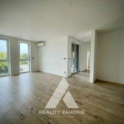 Na predaj priestranná novostavba SMART 3i bytu v Malackách