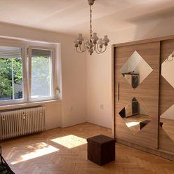 Na predaj 1 izbový byt v kľudnej časti Nové Mesto