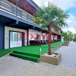 Predaj HOTEL PLÁŽ *** v rekreačnom uzemí Čaňa, Košice - okolie