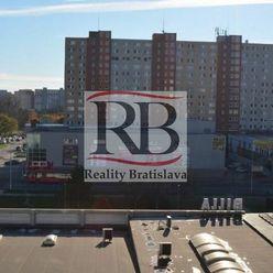 Na prenájom slnečný 2-izbový byt v novostavbe na Muchovom námestí na začiatku Petržalky