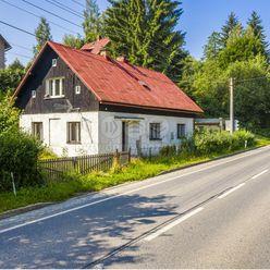 Prodej rodinného domu v Smržovce, ul. Hlavní