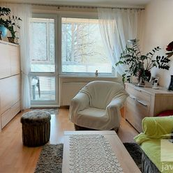 2-izbový byt, KE III, ul. Exnárová