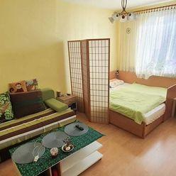 Pekný slnečný 1-izbový byt,  bez RK,  cena dohodou