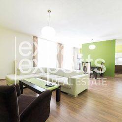 Dizajnový 3i byt, 180m2, zariadený, parkovanie, v peknom prostredí