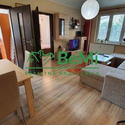 Prenájom moderne zariadeného 3 izbového bytu - Nitra (015-213-LEMA)
