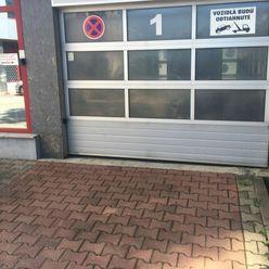 Prenájom/ Predaj automatický zakladač parkovanie v novostavbe  Gloria ulica Záhradnícka v blízkosti