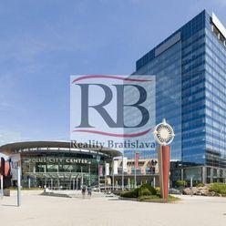 Kancelárske priestory na známej adrese, s jedinečným výhľadom, 440 m²