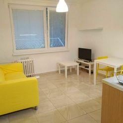 PRENÁJOM - Zariadený 1 izbový byt - Nitra, Centrum