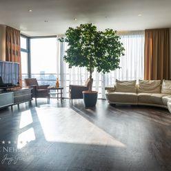 REZERVOVANÉ│KOLIBA, 3-i byt, 156 m2 – VEĽKORYSÝ BYT S TERASAMI, VÝHĽADOM A WELLNESS