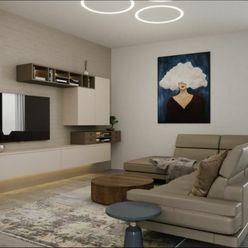 Ponúkame na predaj skolaudovanu NOVOSTAVBU 3 izbového bytu+záhrada + dve parkovacie miesta v Ivanke