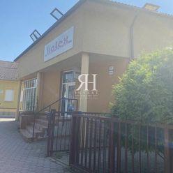 Kancelárska a servisná budova vhodná na podnikanie a bývanie /Janka Kráľa NR