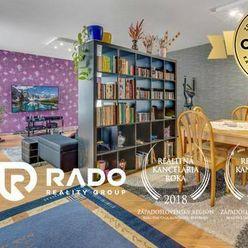 3-izbový byt  na predaj v mestskej časti KOLIBA.