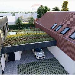 Projekt  Diamantová- Nové bývanie v Moste pri Bratislave