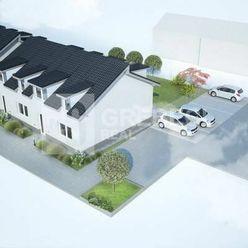 Bývajte v srdci Podunajských Biskupíc v 4 izbovom mezonete so záhradou, 2x parking,  ul. Padlých hrd