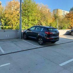 Parkovacie miesto Žilina The Cube Vlčince