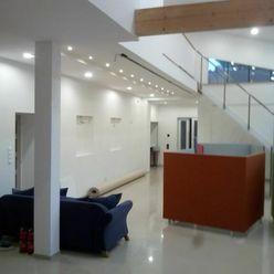 PRENÁJOM administratívnych priestorov, 200m2 – vhodné aj ako ateliér, Lamač