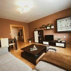 PRENÁJOM - 3 izbový  byt 70 m2, kolónia PRAVENEC okres PRIEVIDZA