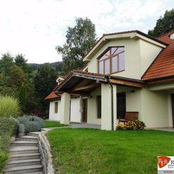 REB.sk Borinka luxusná vila pod lesom na predaj UP 459 m2