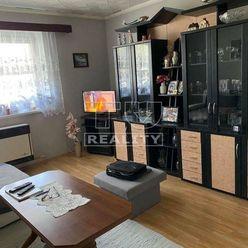 NA PREDAJ 3-izbový rodinný dom v obci Kuzmice, 936 m2