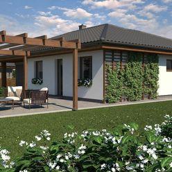 Ponúkame na predaj novostavbu rodinného domu v obci Veľký Biel