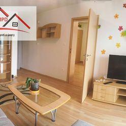 DMPD Real ponúka 1-izbový zariadený byt v Bojniciach