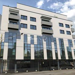 NOVOSTAVBA_1 izb. byt ''410'' s balkónom /36m2/ širšie CENTRUM - ŽILINA