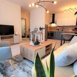 Directreal ponúka Štýlový byt v novostavbe BORY NOVÝ DVOR s loggiou a parkovaním