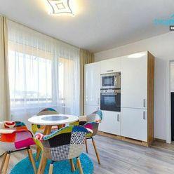 Na prenájom 3 izbový, prerobený a zariadený byt  v Prešove na Sídlisku 3.