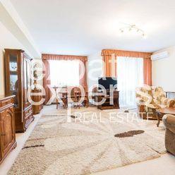 REZERVOVANÉ Príjemný 3i byt, 82 m2, zariadený, s priestrannou lodžiou