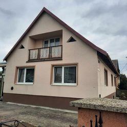 4 izbový rodinný dom v obci LEDNICKÉ ROVNE