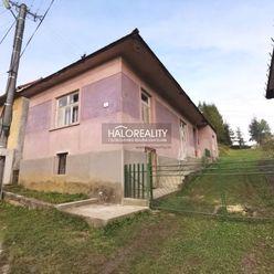 HALO reality - Predaj, rodinný dom Ratková, Ratková - EXKLUZÍVNE HALO REALITY