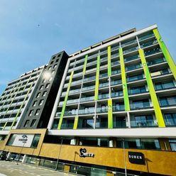 LEXXUS-NAJOM, štýlové 2i byt s loggiou, Miletičová ulica, BA II