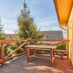 Novostavba - 4 izbový dom Hradec Prievidza, poz. 390 m2