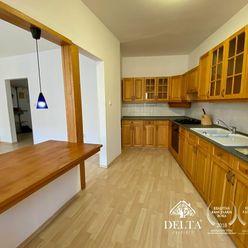 DELTA |  4 izbový byt s loggiou, Beniakova ul., Karlova Ves - Dlhé Diely, 85 m2
