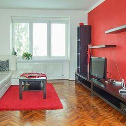 PRENÁJOM, 2 izby, KOMPLETNÁ rekonštrukcia, ZARIADENÝ, Krasňany-Hubeného u., 550,-€ VRÁTANE ENERGIÍ