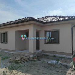 DIAMOND HOME s.r.o. ponúka Vám na predaj exkluzívny a moderný 4izbový rodinný dom v obci Horná Potôň