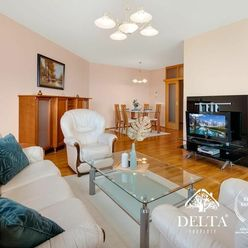 DELTA | slnečný 4 izb. byt s výnimočným výhľadom, Záhradnícka, Bratislava - Nivy