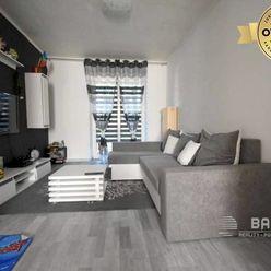 MARTIN- Podháj, 2izbový byt, 3. posch., 52 m2