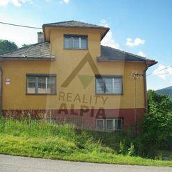 Rodinný dom na predaj, Černová-Račkov, Ružomberok