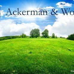Ackerman & Wolff ponúka na predaj stavebný pozemok pre rodinné domy v Marianke