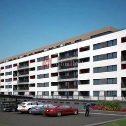 NA PREDAJ: 2 izb. byt v novostavbe s lodžiou, 2/5 posch. 65 m2