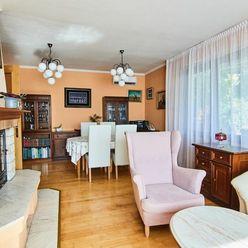 Predaj - BIELY KOSTOL - 5 izbový rodinný dom s garážou na krásnom pozemku 1223 m2