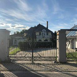 VIDEO - Priestranná vila pri Bratislave - Ivanka pri Dunaji
